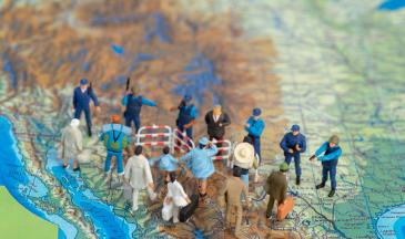 Göçmenliğin Sınırında: Asimilasyon – Entegrasyon - Çokkültürlülük